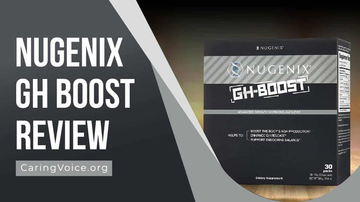 Nugenix GH Boost Reviews