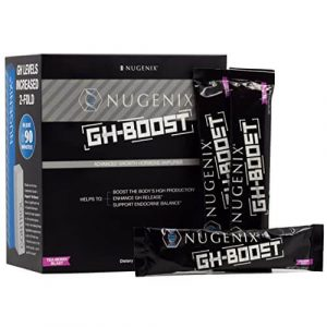 Nugenix GH Boost review