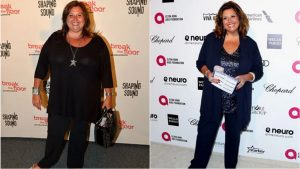 Abby Lee Miller Weight Loss before after