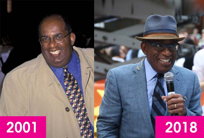 Al Roker Weight Loss before after