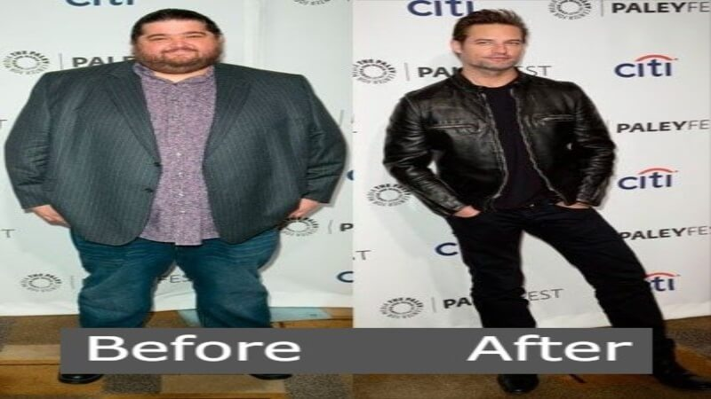 Jorge Garcia Weight Loss before after