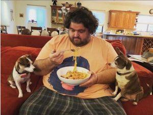 Jorge Garcia Weight Loss diet